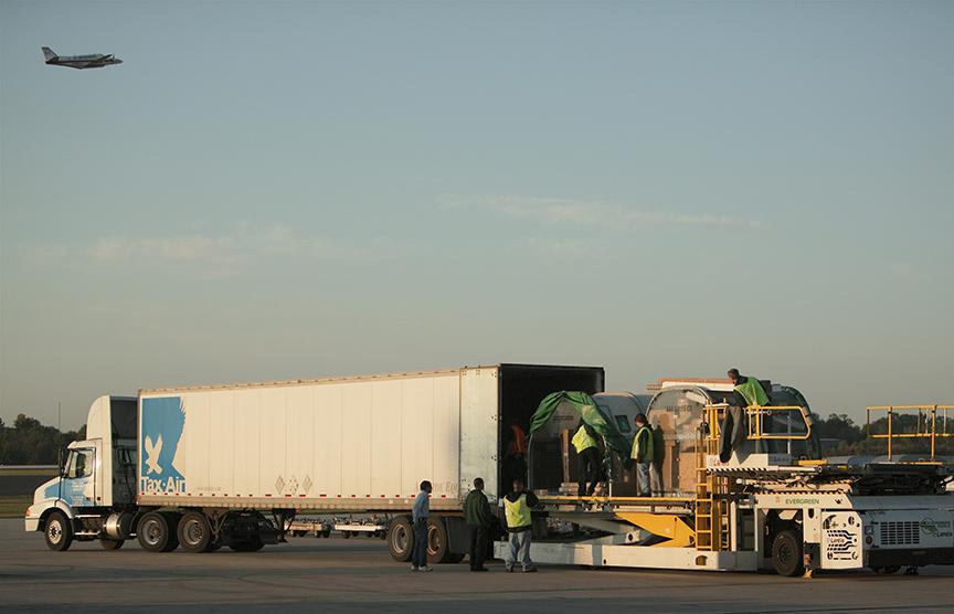 Tax-Air Less than Truckload - LTL