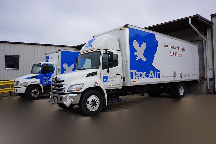 Tax-Air Truckload Services